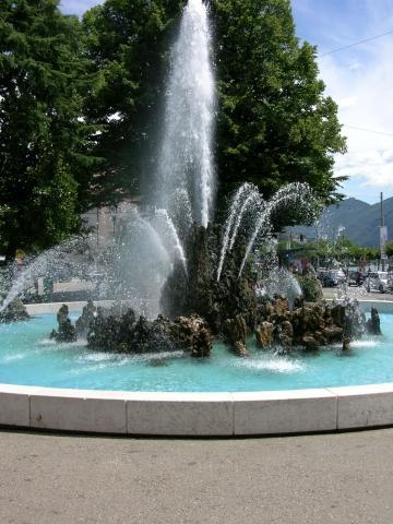 Lugano Piazza Grande - (Arbeit, Ausland, wohnen)