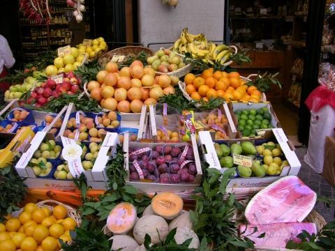Lugano Marktgasse - (Arbeit, Ausland, wohnen)