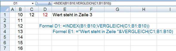 ZelleZahl - (Excel, Office)