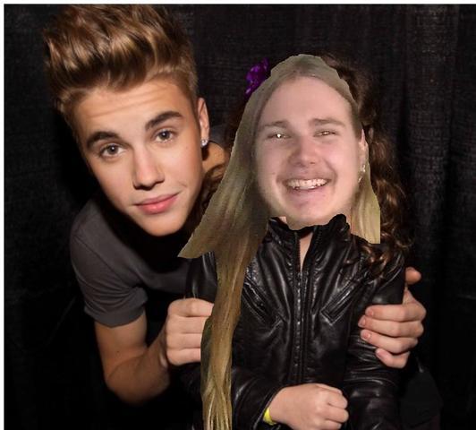 Mein Freund Justin und ich - (Internet, Foto)