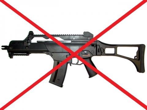 Softairwaffen weg schützt euer Leben - (Familie, softairteenager)