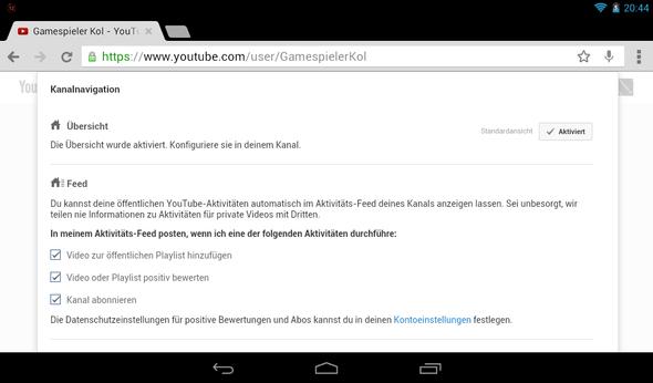 bild nr 2 - (Youtube, Kanal)