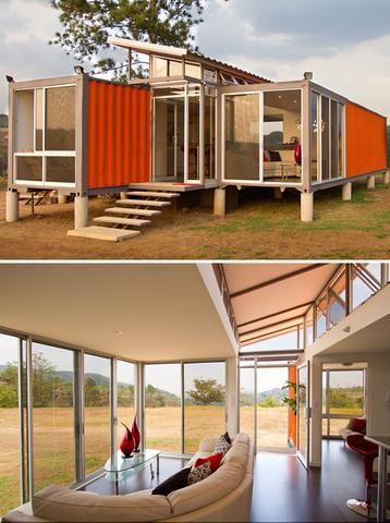 kosten containerhaus bauen hausbau. Black Bedroom Furniture Sets. Home Design Ideas