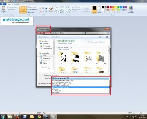 und format auswählen - (Windows, Movie, Maker)