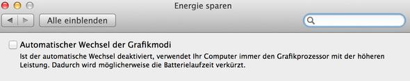 Grafikkarten erkennen_2 - (Computer, Apple, Macbook)