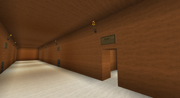 Rank System - (Minecraft, Server)