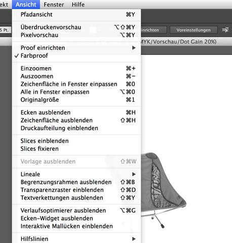 Graustufenbild in Illu_1 - (Computer, Grafik, Anzeige)