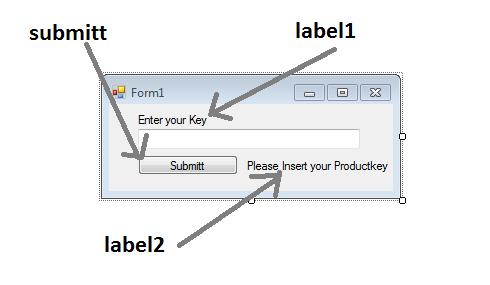 Form1 - (programmieren, CSharp, cdkey)