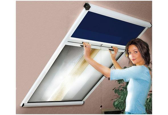 gehobene Qualität Outlet Store Verkauf Schatz als seltenes Gut Dachfensterrollo anbringen, ohne Bohren nicht möglich ...