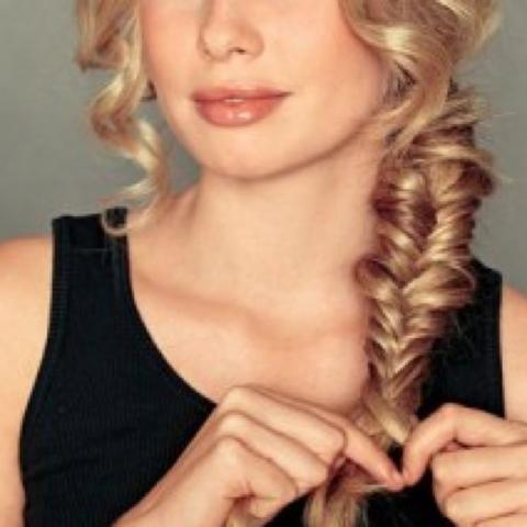 Pflechtzopf :3♥ - (Haare, Tipps, Frisur)