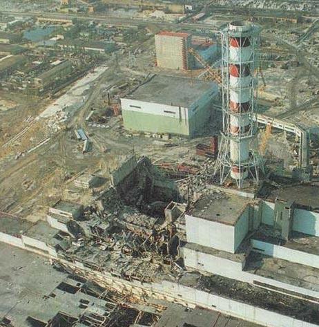 Tschernobyl - (Welt, Umwelt, Atomkraft)
