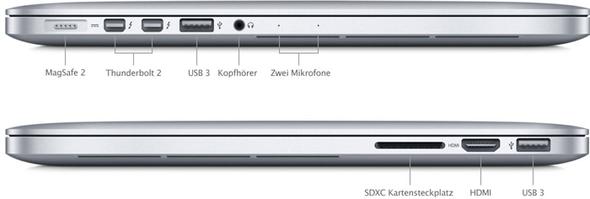 MacBook Pro (Retina) - (Computer, Apple, Mac)