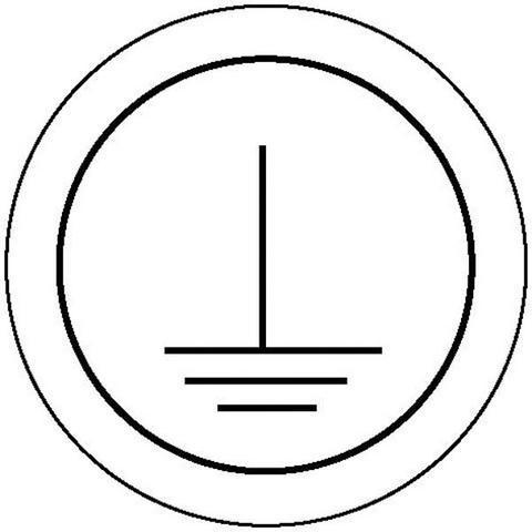 Symbol in Elektroinstallation (elektro)