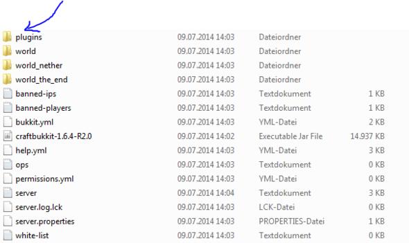 Auf Filezilla - (Minecraft, Server, Hoster)