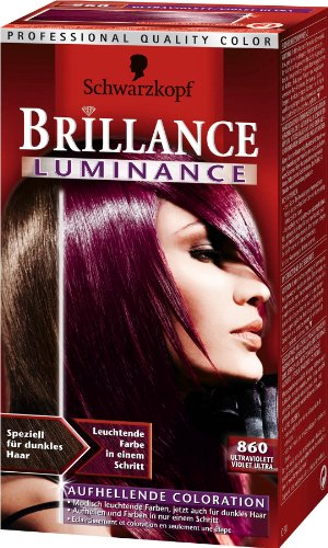 lila haarfarbe dauerhaft haare farbe f rben. Black Bedroom Furniture Sets. Home Design Ideas
