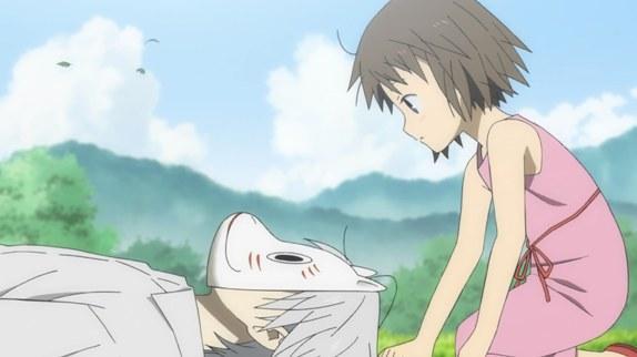 hotarubi - (Anime, romance, Übernatürliches)