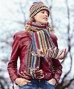 Schal von Coats - (Freizeit, stricken, Schal)