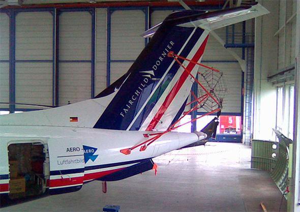 Fairchild Dornier Do 328 - (Flugzeug, Dornier, Fairchild)