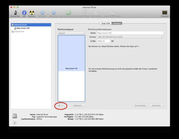 Festplattendienstprogramm - (Hardware, Mac, Festplatte)