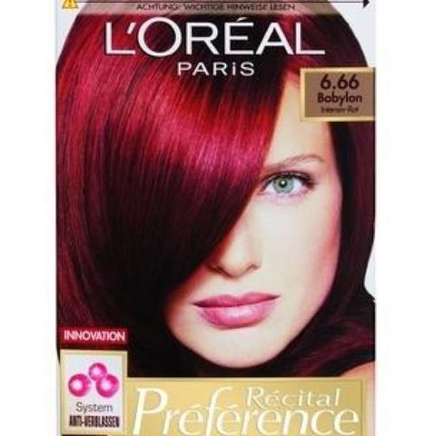 Gute Und starke Rote Haarfarbe gesucht (Haare, Kosmetik