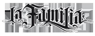 la familia - (Tattoo, Schriftart, Font)