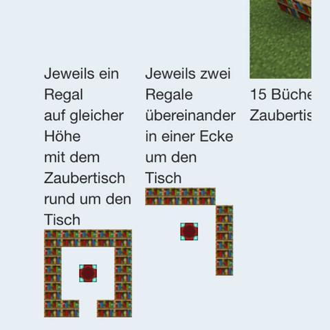 Bücherregale Minecraft hexxit verzaubern wie minecraft zauber minecraft hexxit