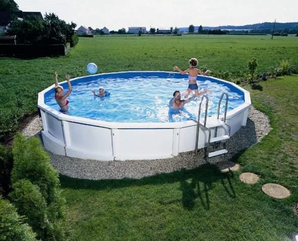 Pool Royal Garten