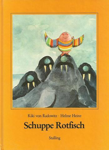 Schuppe Rotfisch - (Kinderbuch, bilderbuch)