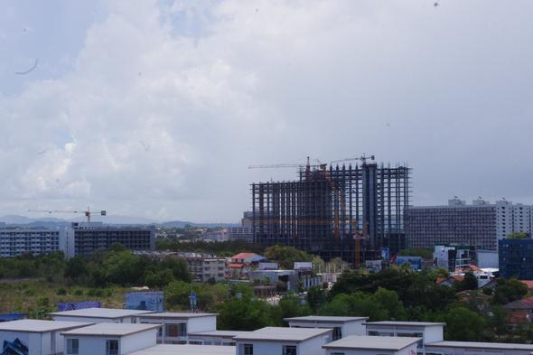 Bauruinen seit mehr als 1,5 Jahren - (Thailand, Tourismus, ruf)