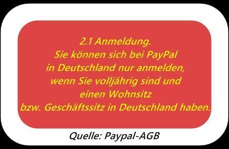 Wie Lange Dauert Es Bis Paypal Geld Gutschreibt
