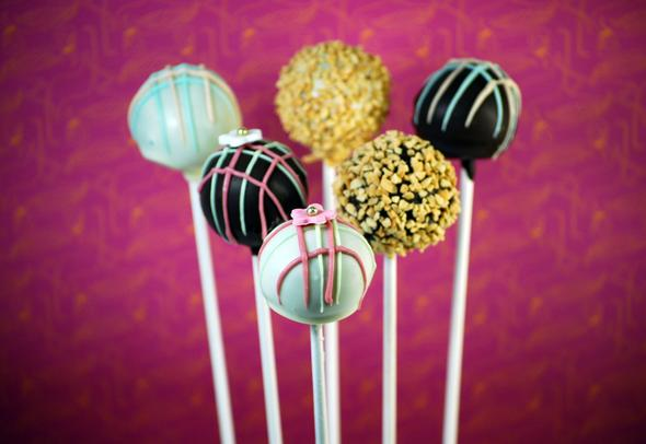 Cake Pops - (Muffins, Gebaeck)