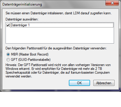 Screen 1 - Nach dem ich auf irgendeins klicke passiert #Screen 2 - (Computer, PC, Festplatte)