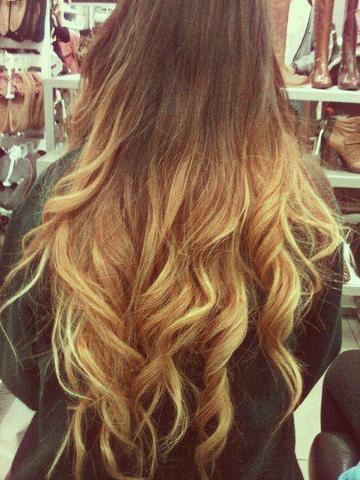 Das sieht gut aus  - (Mädchen, Haare)