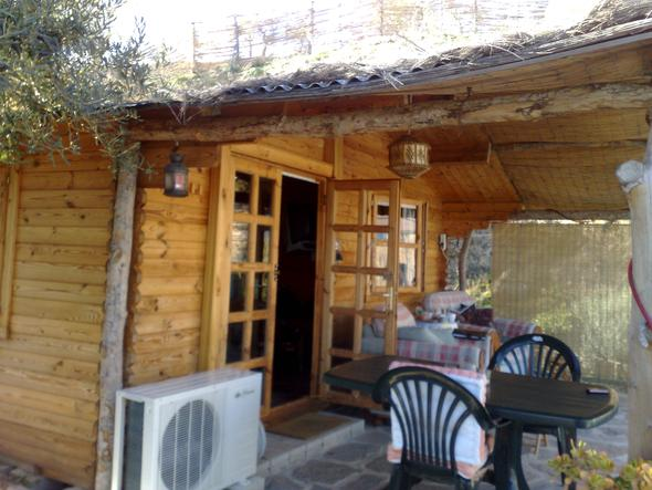 Holzhaus bei Marbella - (Spanien, Anleitung, Ferienhaus)