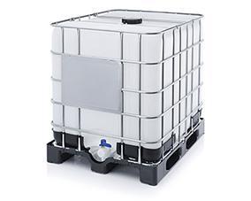 IBC-Behälter - Kanister oder Container - (Garten, behaelter, Regenwasser)