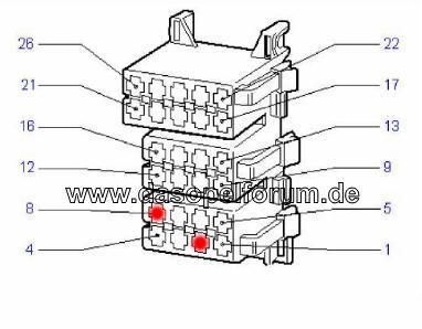 Schacht des Blaupunktradios ausbauen (Autoradio, Radio Ausbau)