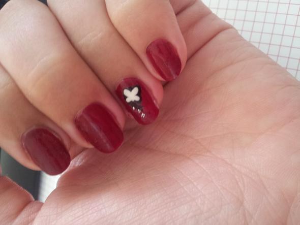 Meine Naturnägel - (Hand, Nägel, kauen)
