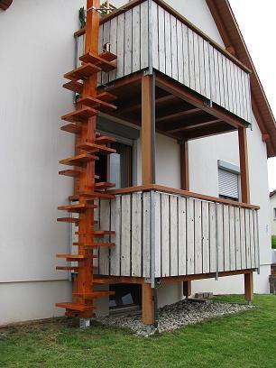 Katze möchte nach draußen und springt von balkon! (ideen, bauen ...