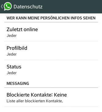 Whatsapp Status Unbekannt Was Ist Da Los Iphone