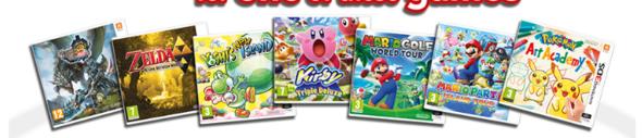 Die gibts beim 3Ds+ Pokemon/smash registrieren! - (Nintendo, e-shop)