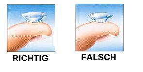 Bild1 - (Kontaktlinsen, sehen)