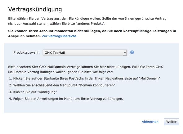 Gmx Topmail Rechnung : gmx topmail k ndigen nach ablauf der testphase kosten vertrag rechnung ~ Themetempest.com Abrechnung