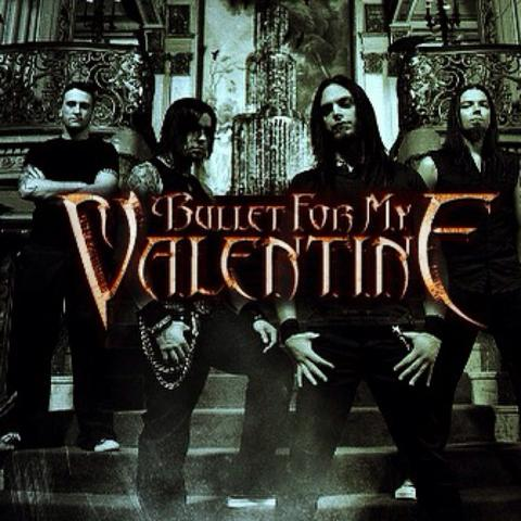 Bullet For My Valentine - (Song, Metal, love)