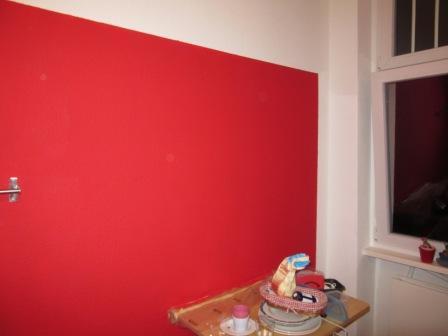 wird die wand wieder fleckig wohnung farbe maler. Black Bedroom Furniture Sets. Home Design Ideas