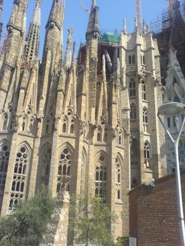 Sagrada familia Barcelona - (deutsch, Sprache, Stadt)