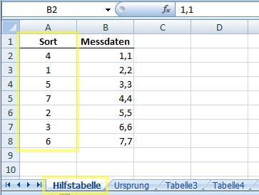 Bild 03 - (Excel, Tabelle, Querverbindung)