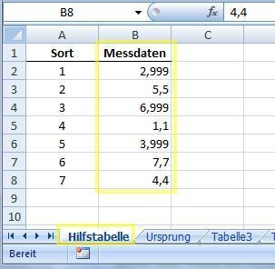 Bild 05 - (Excel, Tabelle, Querverbindung)