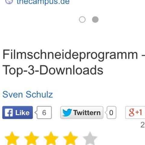 Programm  - (Film, Video, Trailer)