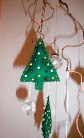 Bäumchen - (Weihnachten, DIY)