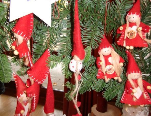Weihnachtswichtel  - (Weihnachten, DIY)